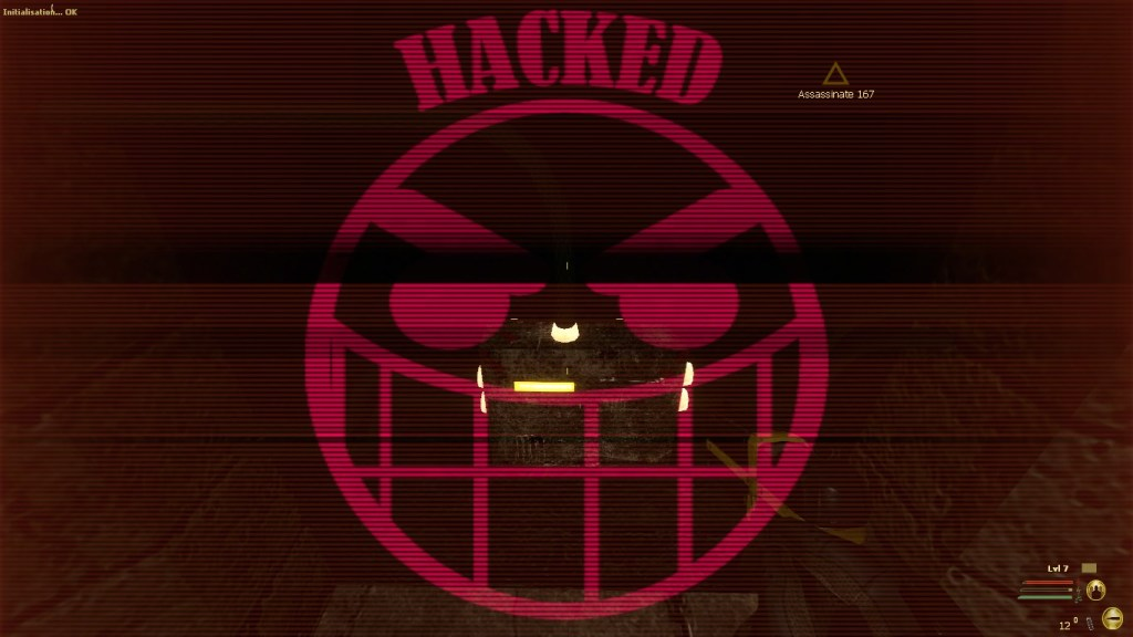 EYE Divine Supremacy Hacked