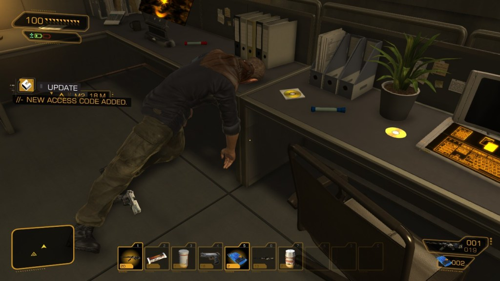 Deus Ex Difficulty