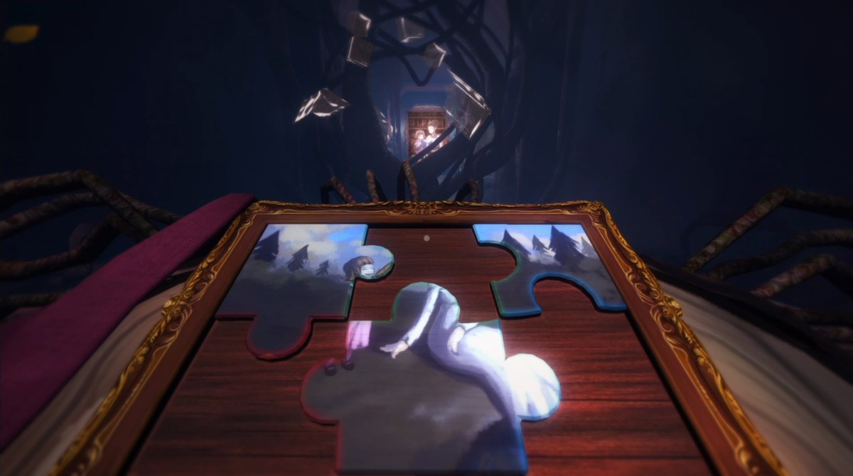 Among the Sleep Puzzle