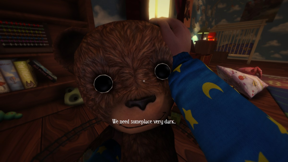 Among the Sleep Teddy