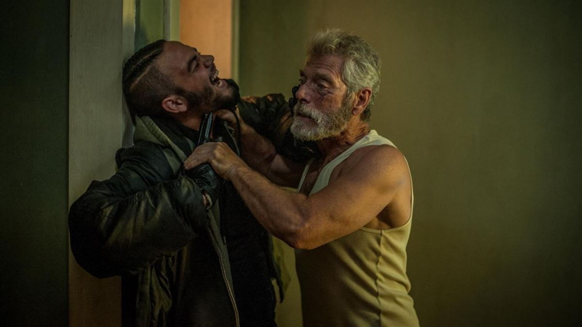 Don't Breathe opening