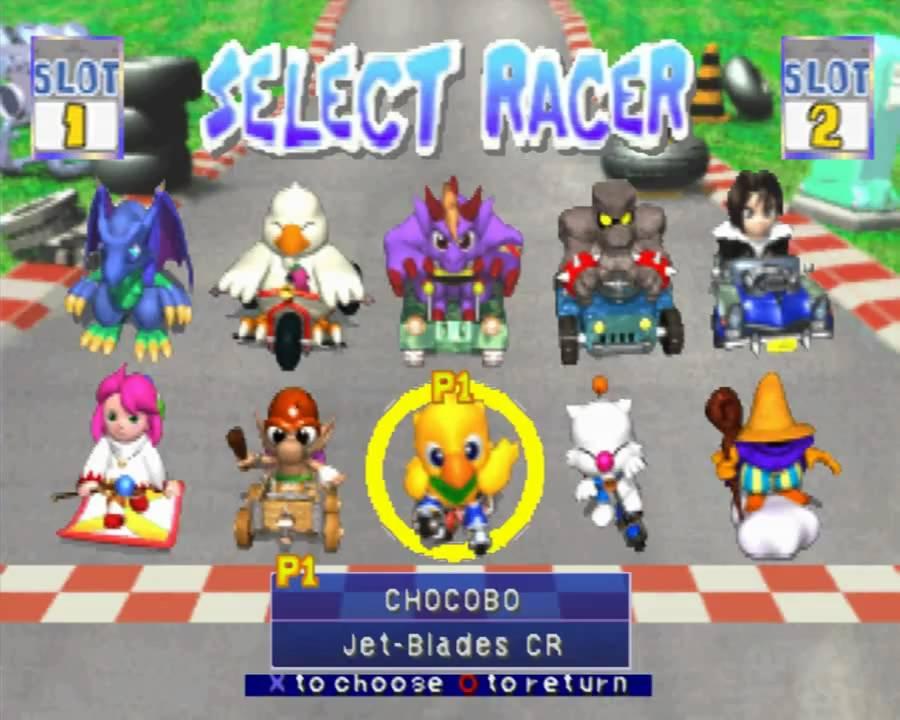 chocobo-racing-character-screen