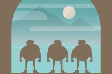 Burly Men at Sea Featured Image