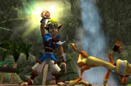 Jak and Daxter on PS4
