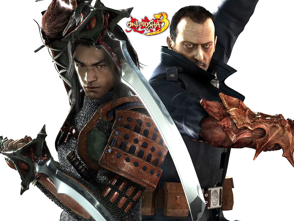 Remember when Jean Reno was in an Onimusha game you guys?
