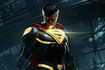 Injustice 2 Full Story Mode