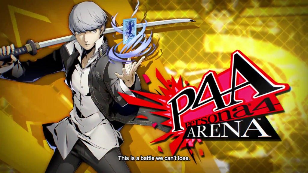 Persona 4 doesn't die, it just waits for someone to use a revival bead.