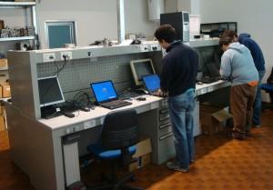 Laboratorio BITeB ripristino PC e stampanti