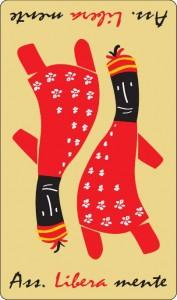 Logo Libera Mente APS