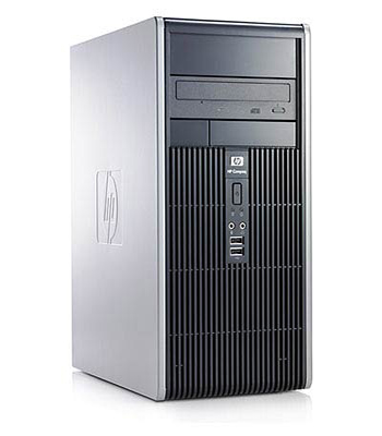HP 5800 - Mini Tower