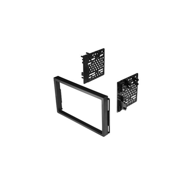 American International SUZK942 Double DIN Dash Kit for