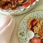 Apple Cranberry Crunch