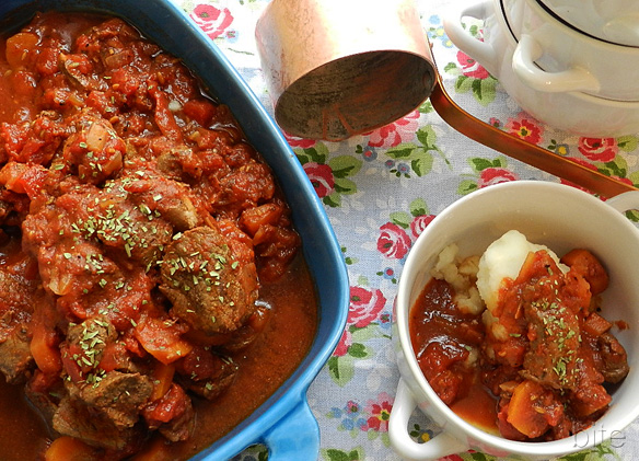 venison stew – tender and delicious