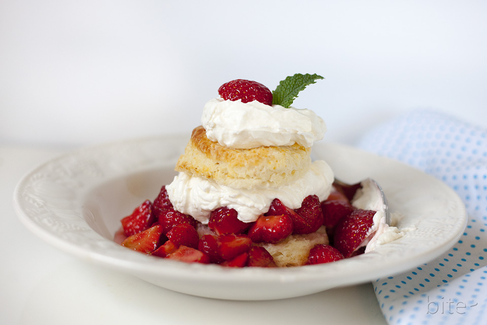 old fashion strawberry shortcake – absolute perfection