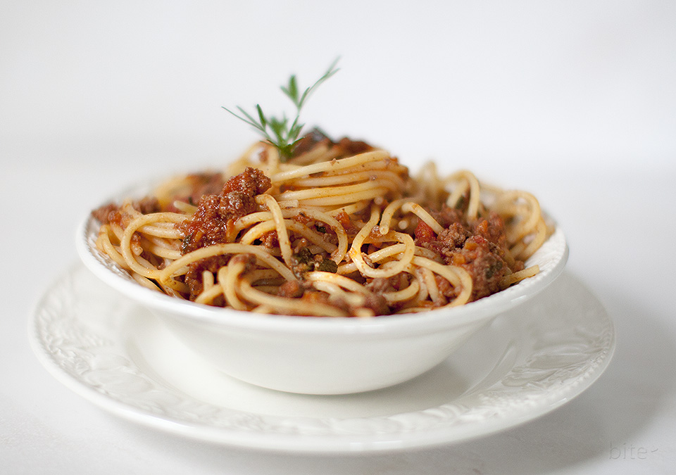 the secrets to making a great bolognese sauce