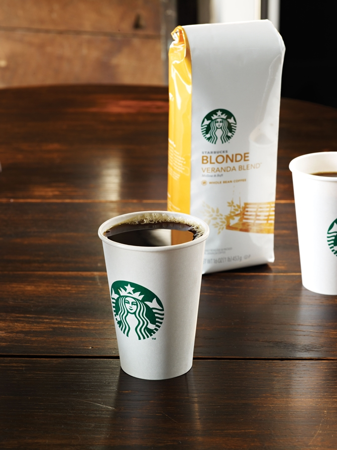 Food and Product Reviews  Starbucks Blonde Roast Coffee