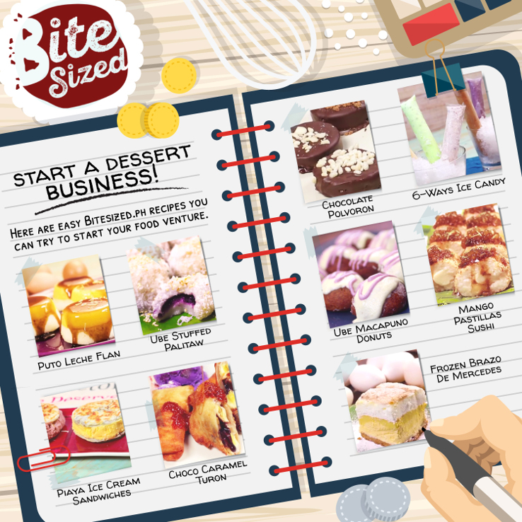 Start a dessert business 738gresize738738 get the recipes here forumfinder Image collections