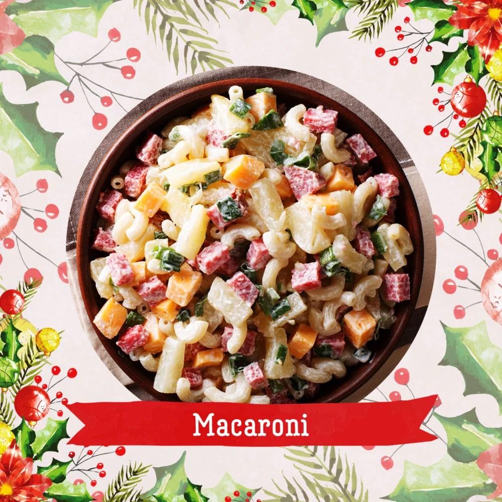 Hello Pasko Macaroni Salad