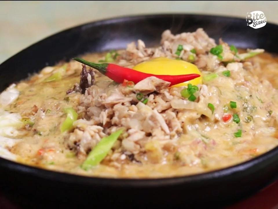 how to cook bangus sisig