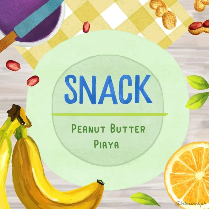 snack to boost your child's school performance