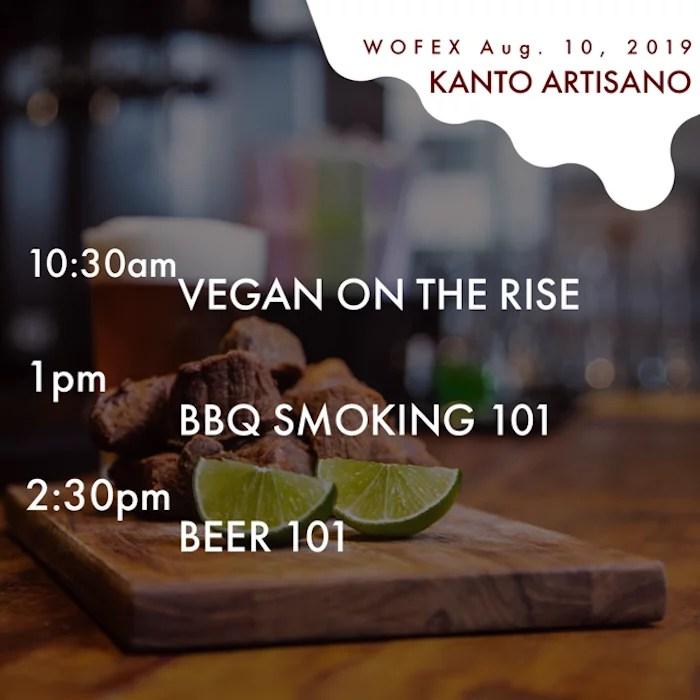 WOFEX 2019 kanto artisano