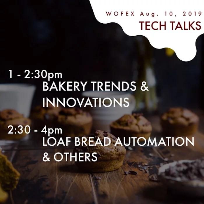 WOFEX 2019 tech talks