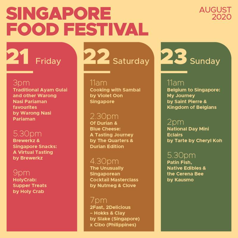 singapore-food-festival-schedule