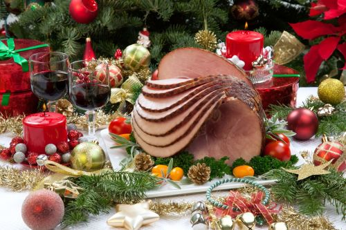 Christmas Ham - Coca-Cola