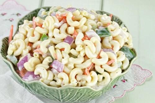 Macaroni Salad - Coca-Cola