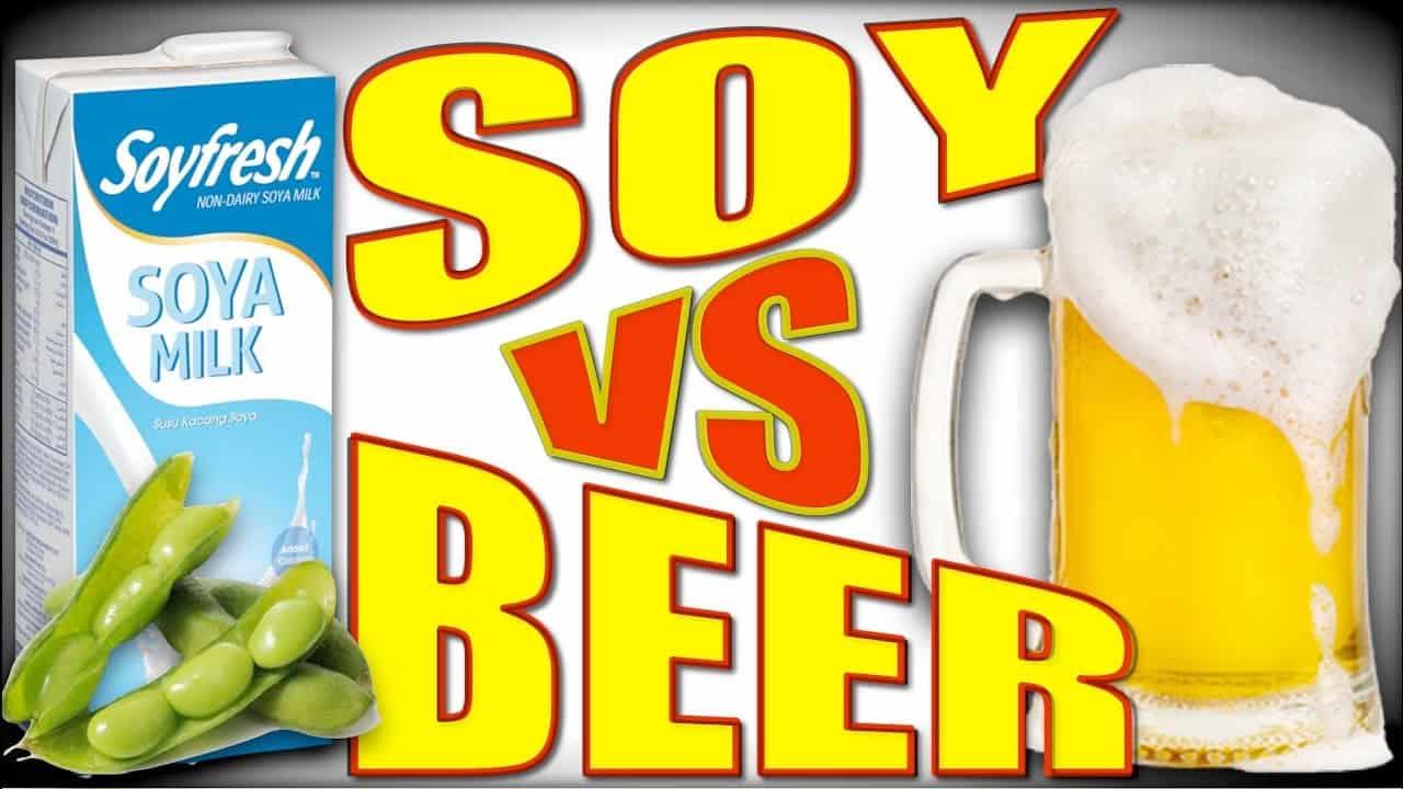 Soy Vs Beer: Which Promotes Estrogen More?