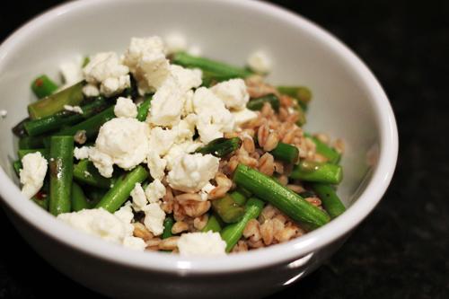 farro salad 4
