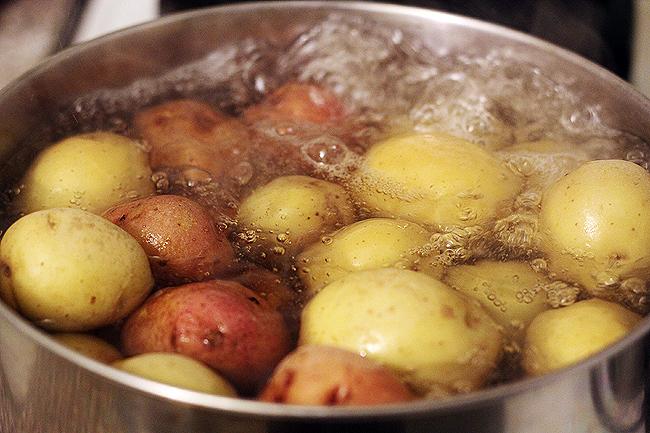 smashed potatoes 1