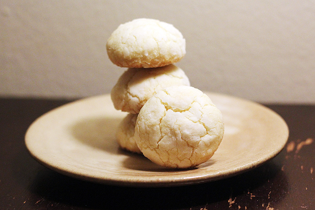 Lemon Snowball Cookies Bites Out Of Life