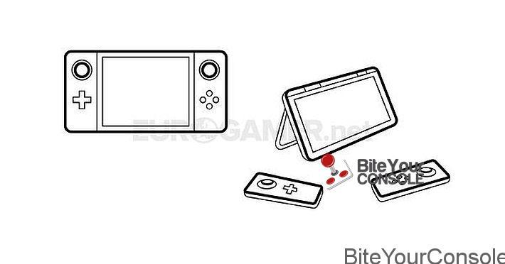 [Scena Nintendo NX] La console portatile con due