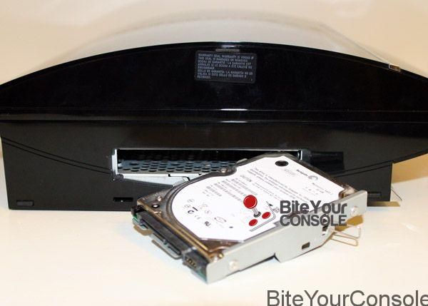 Scena Ps3 Rilasciato Ps3 HDD Reader FAT Amp SLIM Per