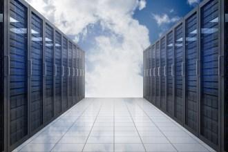 Server hallway in the sky-1