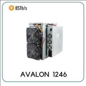 Avalon 1246 85th/s