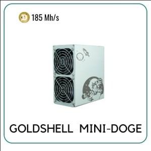 Goldshell Mining Doge Home Miner
