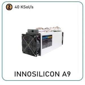Innosilicon A9 ZMaster Equihash