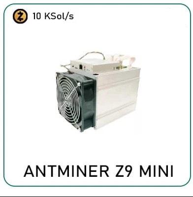 Bitmain Antminer Z9 Mini Equihash