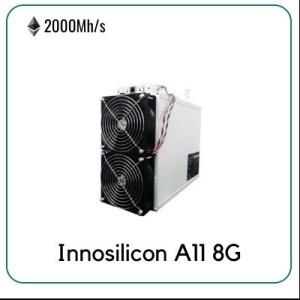 Innosilicon A11 Pro 2000 Mh/s