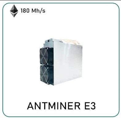 Bitmain Antminer E3 180 Mh/s