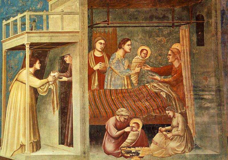 Rodjenje Blazene Djevice Marije