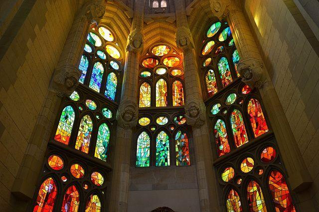 18 Sagrada Familia Diego Aviles Flickr