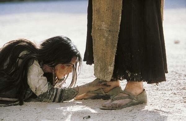 marija magdalena, ne dođoh zvati pravednike, nego grešnike