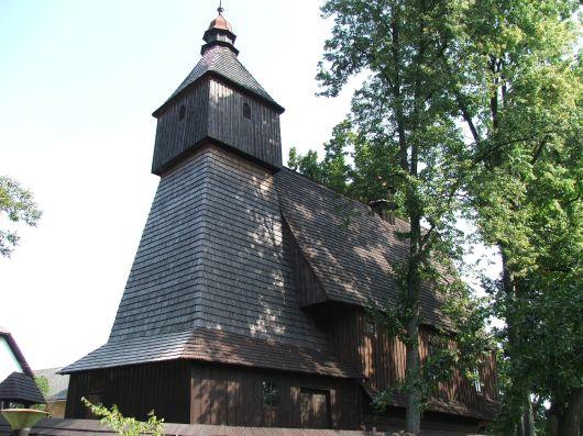 Crkva sv. Franje Asiškog, Hervatov
