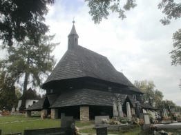 Crkva sv. Svetih, Tvrdošín