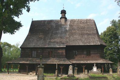 Crkva sv. Leonarda, Lipnica Dolna