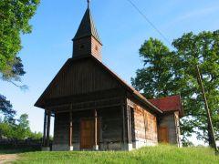 Kapela Sv. Ivana Krstitelja, Lukinić Brdo