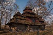 Crkva sveta Tri Kralja, Kuhaiv (18. st.)